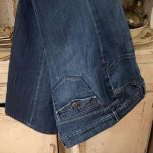 """OLD NAVY """"The Diva"""" Jeans Sz 10"""